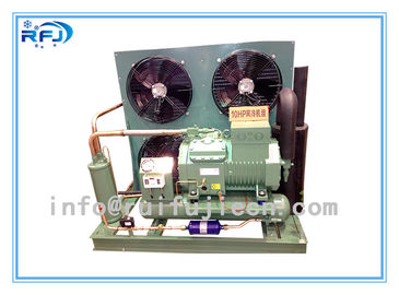 Direct Cooling 10HP R404a Air cooled Refrigeration Condensing Units Bitzer 4VES-10Y , 8kw 4VCS-10.2Y